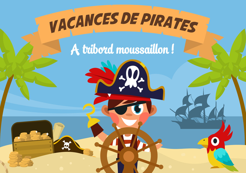 Vacances de pirates